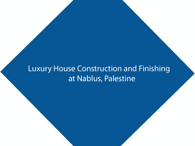Luxury House Construction and Finishing